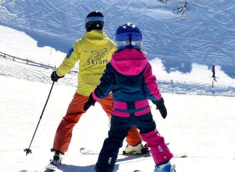 clases esquí baqueira